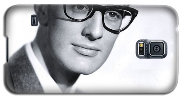 Cricket Galaxy S5 Case - Buddy Holly by The Titanic Project