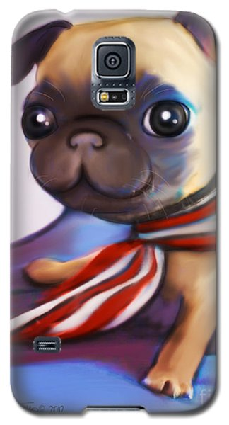 Buddy The Pug Galaxy S5 Case