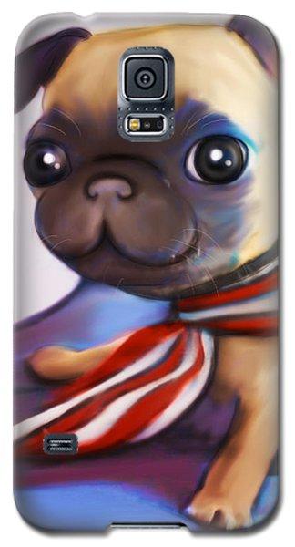 Buddy The Pug Galaxy S5 Case