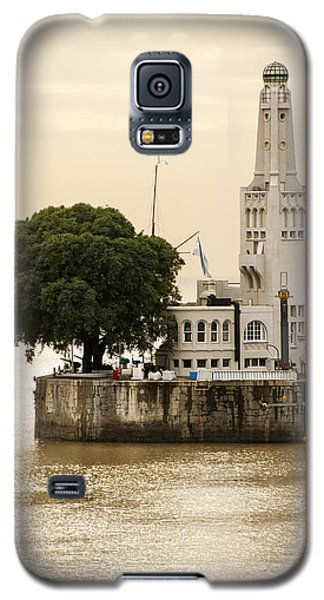 Buenos Aires Lighthouse Galaxy S5 Case by For Ninety One Days