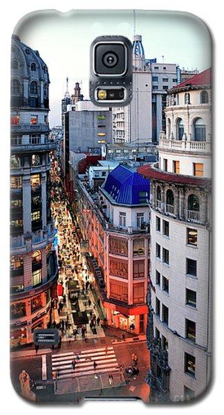 Buenos Aires Street I Galaxy S5 Case by Bernardo Galmarini