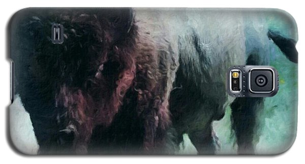 Buffalo American Bison Galaxy S5 Case