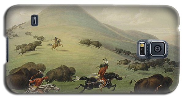 Buffalo Hunt Galaxy S5 Case