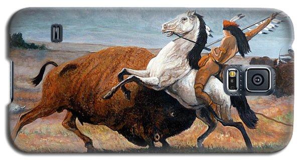 Buffalo Hunt Galaxy S5 Case