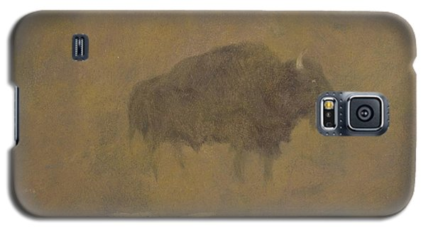 Buffalo In A Sandstorm Galaxy S5 Case