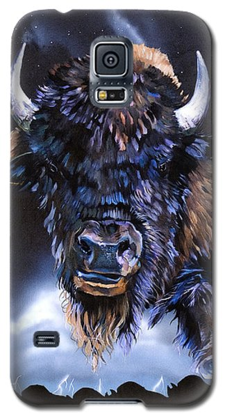 Buffalo Medicine Galaxy S5 Case