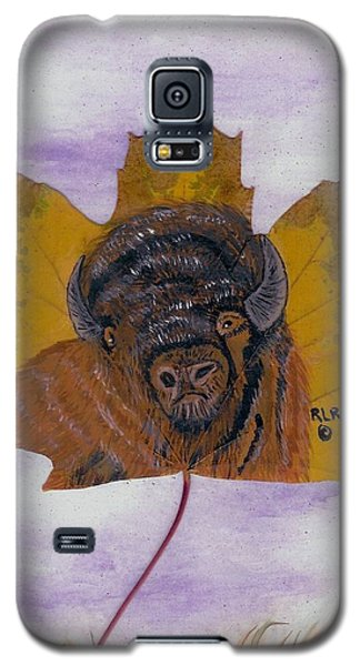 Buffalo Profile Galaxy S5 Case