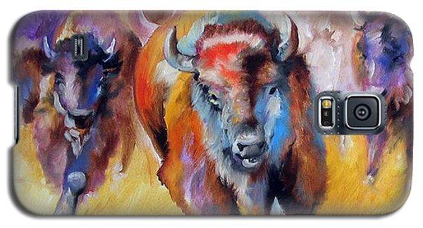 Buffalo Run 16 Galaxy S5 Case