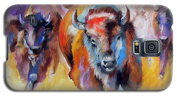 Buffalo Run 16 Galaxy S5 Case