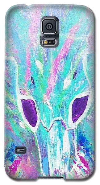 Buffalo Skull  Galaxy S5 Case
