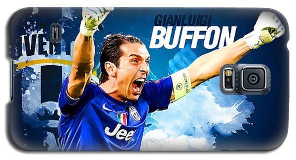 Buffon Galaxy S5 Case by Semih Yurdabak