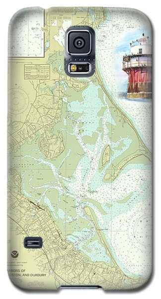 Bug Light On A Noaa Chart Galaxy S5 Case