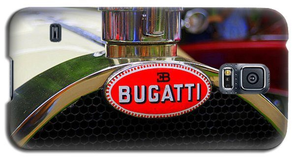 Bugatti Red Galaxy S5 Case