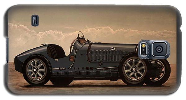 Car Galaxy S5 Case - Bugatti Type 35 1924 Mixed Media by Paul Meijering