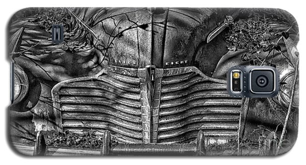Buick Eight Front End Bw Galaxy S5 Case