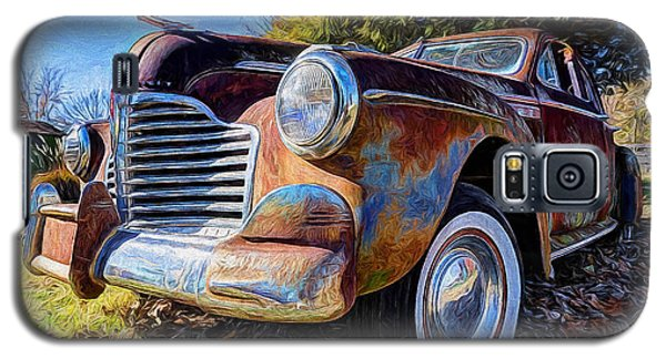 Buick Eight Galaxy S5 Case