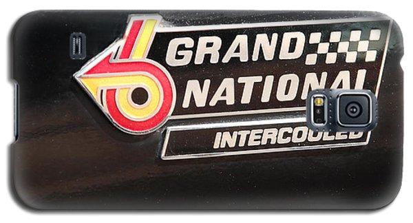 Buick Grand National Emblem Galaxy S5 Case