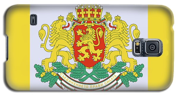 Bulgaria Coat Of Arms Galaxy S5 Case by Movie Poster Prints