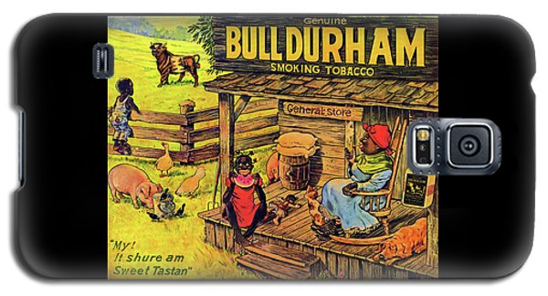 Bull Durham My It Shure Am Sweet Tastan Galaxy S5 Case
