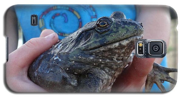 Galaxy S5 Case featuring the photograph Bull  by Eric Dee