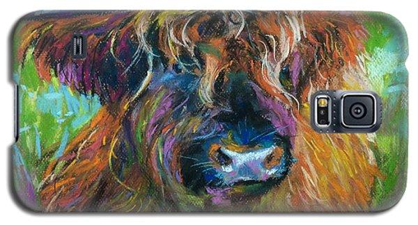 Bull Galaxy S5 Case