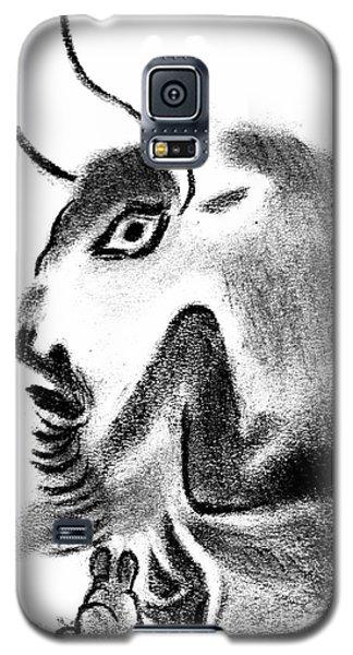 Bull Galaxy S5 Case by Michal Boubin