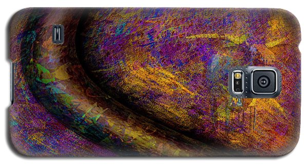 Galaxy S5 Case featuring the photograph Bull Rust by Paul Wear