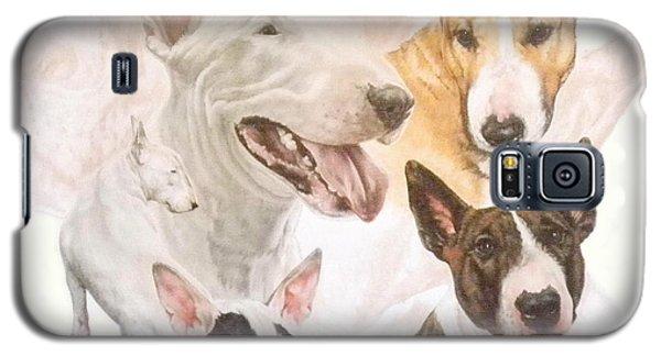Bull Terrier Medley Galaxy S5 Case