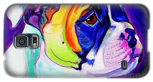 Bulldog - Pup Galaxy S5 Case