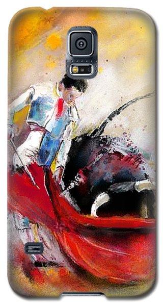 Bullfight 73 Galaxy S5 Case