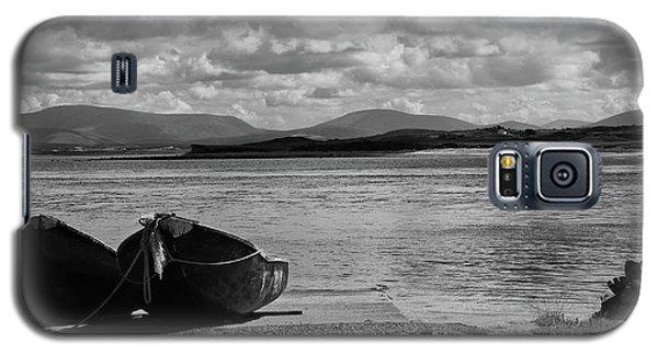 Bullsmouth Pier Achill Island Galaxy S5 Case