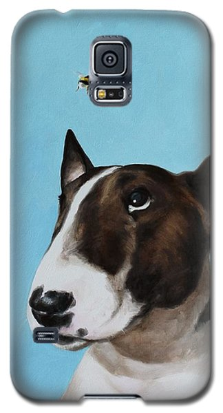 Bully And Bee Galaxy S5 Case
