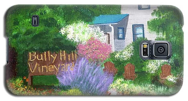 Bully Hill Vineyard Galaxy S5 Case by Cynthia Morgan