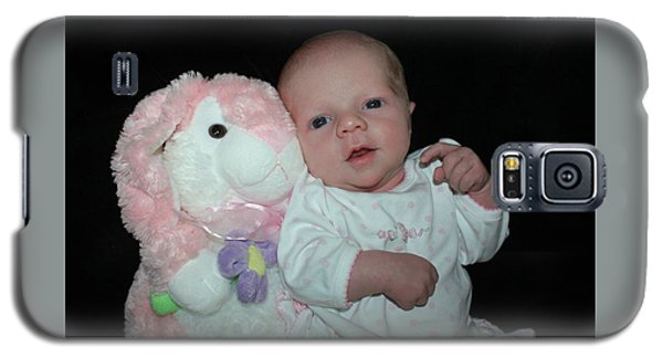 Bunny Baby Galaxy S5 Case