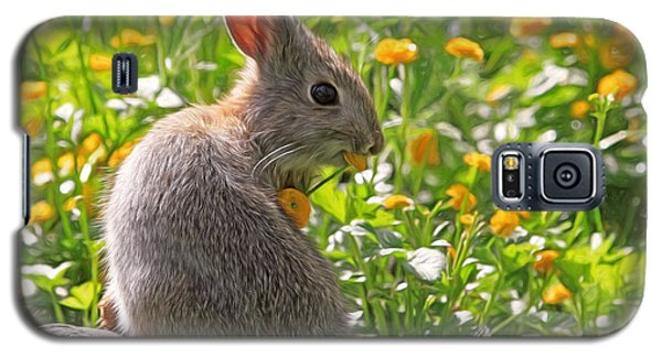 Bunny Brunch Galaxy S5 Case