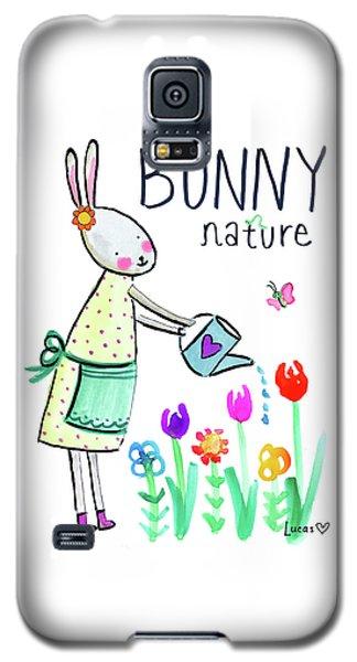 Bunny Nature Galaxy S5 Case