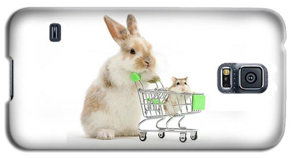 Bunny Shopping Galaxy S5 Case