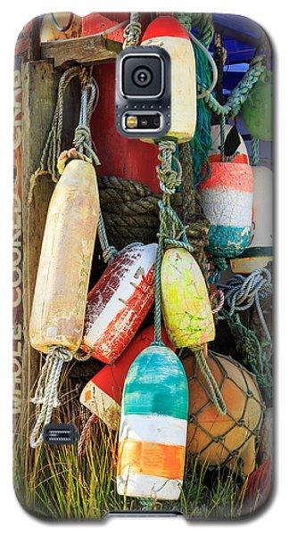 Buoys At The Crab Shack Galaxy S5 Case