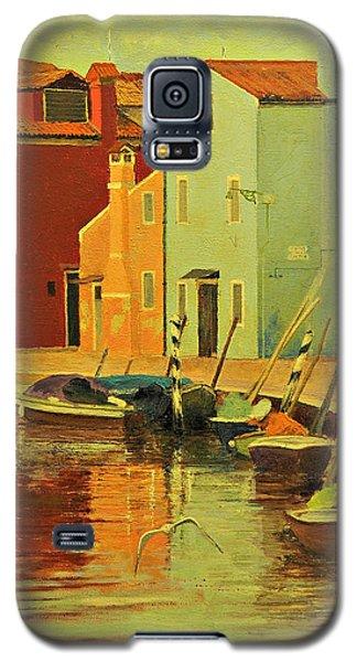 Burano, Italy - Study Galaxy S5 Case