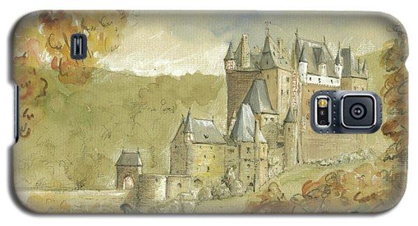 Burg Eltz Castle Galaxy S5 Case by Juan Bosco