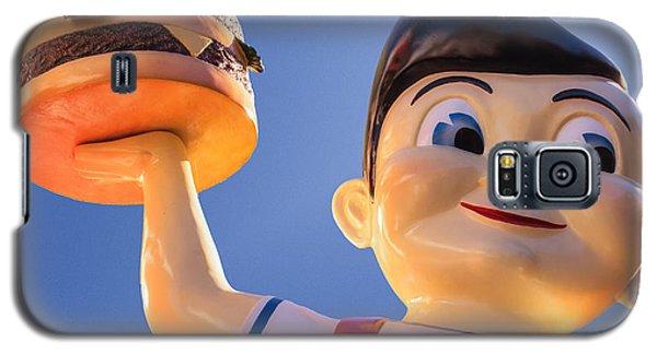 Burger Bob Galaxy S5 Case