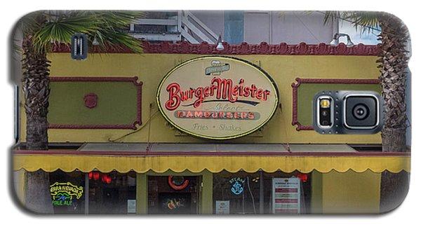 Burgermeister Restaurant, San Francisco Galaxy S5 Case