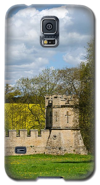 Burghley House Fortifications Galaxy S5 Case