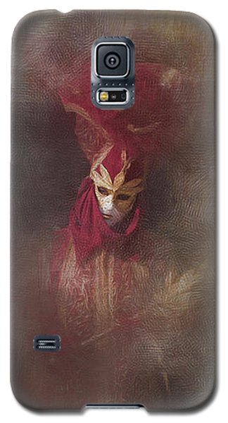 Burgundy In Venice Galaxy S5 Case by Jack Torcello