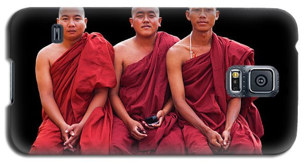 Galaxy S5 Case featuring the photograph Burma_d1610 by Craig Lovell