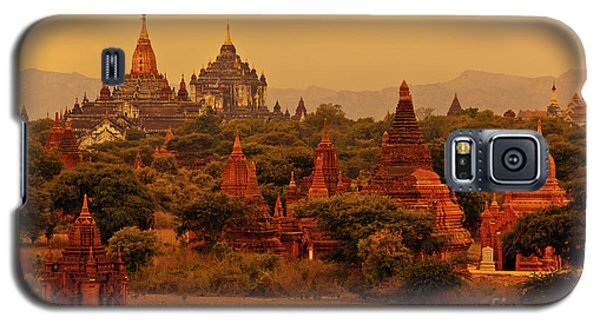 Burma_d2136 Galaxy S5 Case