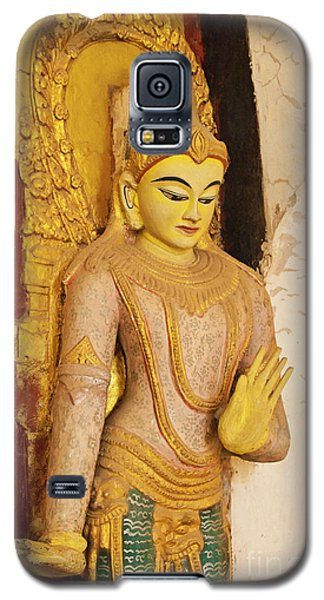 Galaxy S5 Case featuring the photograph Burma_d2257 by Craig Lovell