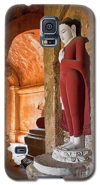 Galaxy S5 Case featuring the photograph Burma_d2280 by Craig Lovell