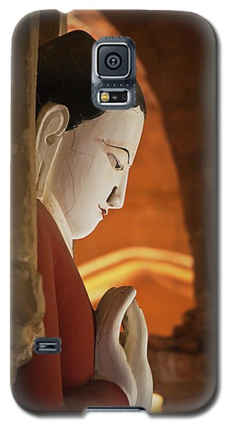 Galaxy S5 Case featuring the photograph Burma_d2287 by Craig Lovell