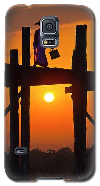 Burma_d807 Galaxy S5 Case